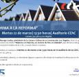 Abogado de la CChC expondrá sobre la Reforma a la Reforma a socios