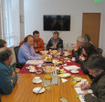 Cámara Chilena de la Construcción Valdivia se reúne con Senador De Urresti para analizar la reforma
