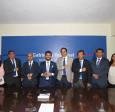 Antofagasta – Intendente regional recibió a directivos zonales en primer encuentro protocolar