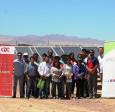 Beneficiarios del Nodo de Energía vivieron jornada técnica en Calama
