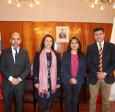 Alcalde de Calama y CChC regional se reúnen para abordar temas ciudad