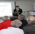 AFP Hábitat realizó charla sobre escenario económico actual en CChC Rancagua