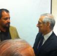 CChC Arica estuvo en charla de Canciller chileno