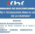 Cámara de la Construcción Osorno invita a su 5to. Seminario de Descontaminación