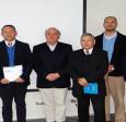 Alcalde de Machalí presentó proyectos de mejoramiento a Mesa Directiva de CChC Rancagua