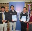Alcalde de San Gregorio respaldó propuesta de inversión impulsada por la CChC Punta Arenas