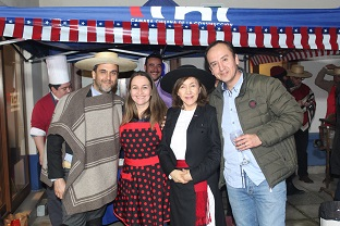 Con la participación de gran cantidad de socios se llevó a cabo celebración de Fiestas Patrias 2019