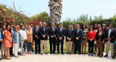 Cámara Regional estrecha lazos con empresarios de San Juan y Córdoba