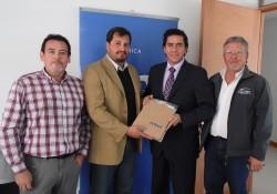 Comité de <mark>Infraestructura</mark> analizó presentación de proyecto Pago de Gómez noticias