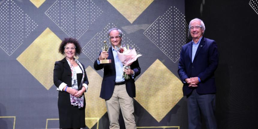64% de los trabajadores de la empresa ganadora del Premio Mujer Construye son mujeres noticias