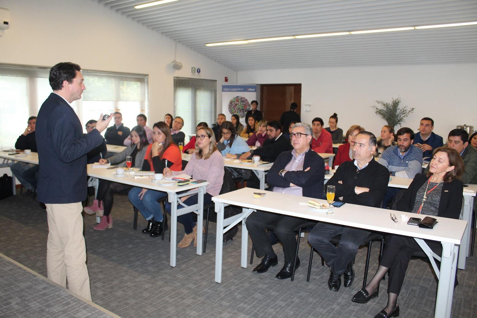 CChC Chillán organizó charla sobre contrato de trabajo por obra o faena noticias