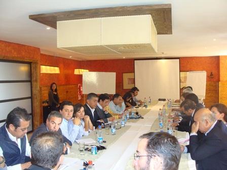 Delegación El Loa Participa en Reunión Decisiva del Calama Plus noticias