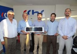Charla iluminación solar y Led realizó CChC Rancagua noticias