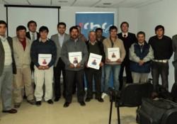 Empresas socias certifican competencias laborales de trabajadores de Valdivia. noticias