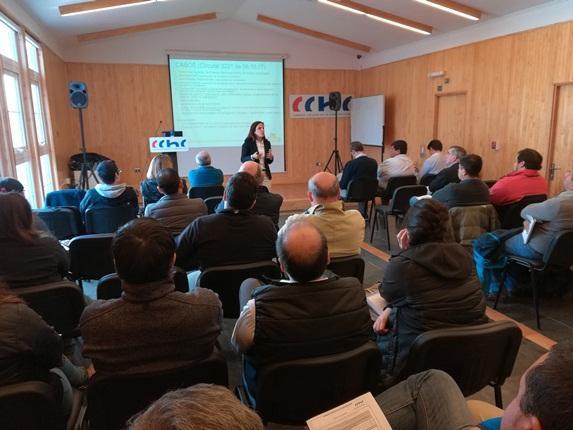 CChC Punta Arenas dictó charla sobre responsabilidad legal en los accidentes del trabajo noticias