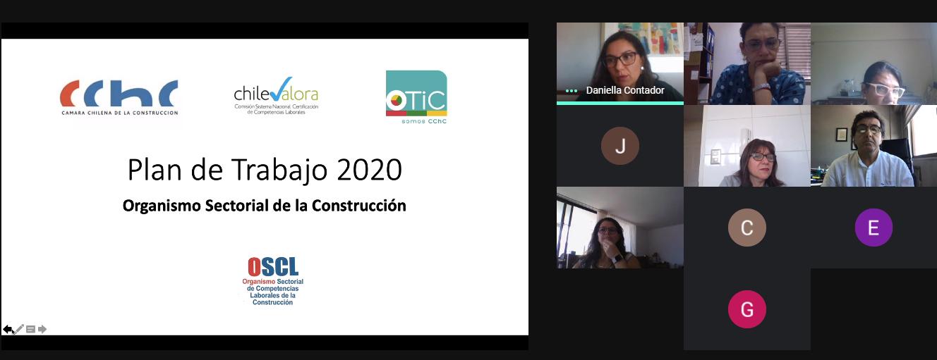 ChileValora presentó balance 2020 enfocado en la construcción  noticias