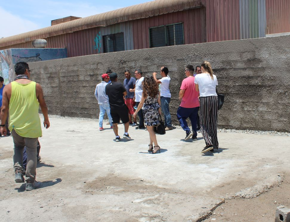 Séptima versión de Cimientos Arica se integró al mundo <mark>laboral</mark> noticias