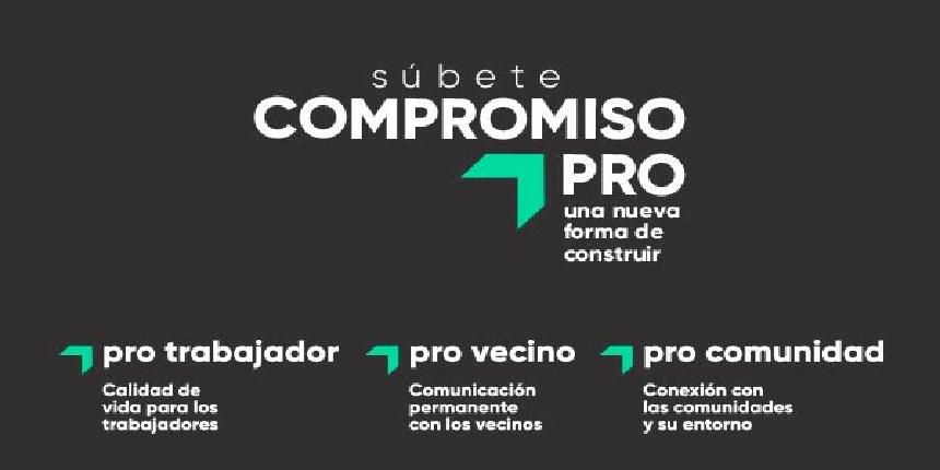 Compromiso PRO: un sello que marca el inicio de una nueva forma de construir en Chile noticias