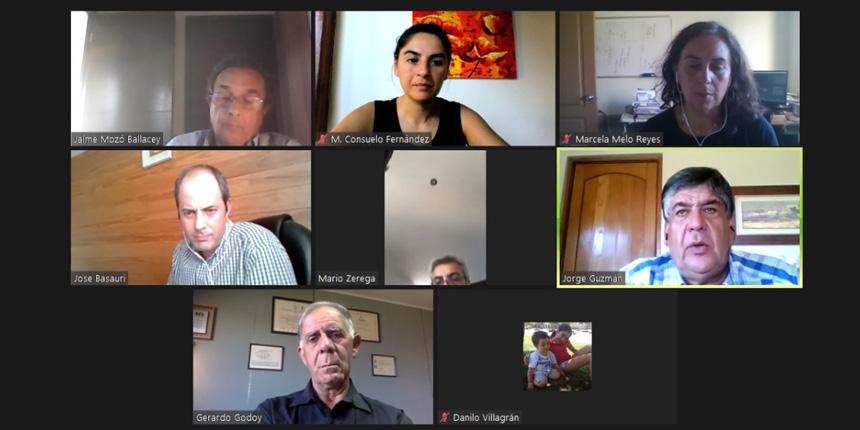 CChC Los Ángeles se integró al diálogo constitucional con conversatorios y debates de candidatos noticias