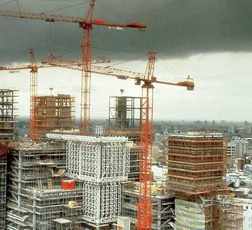 Regiones de Atacama, Maule, Aysén, Antofagasta y Metropolitana lideraron crecimiento de la construcción  noticias