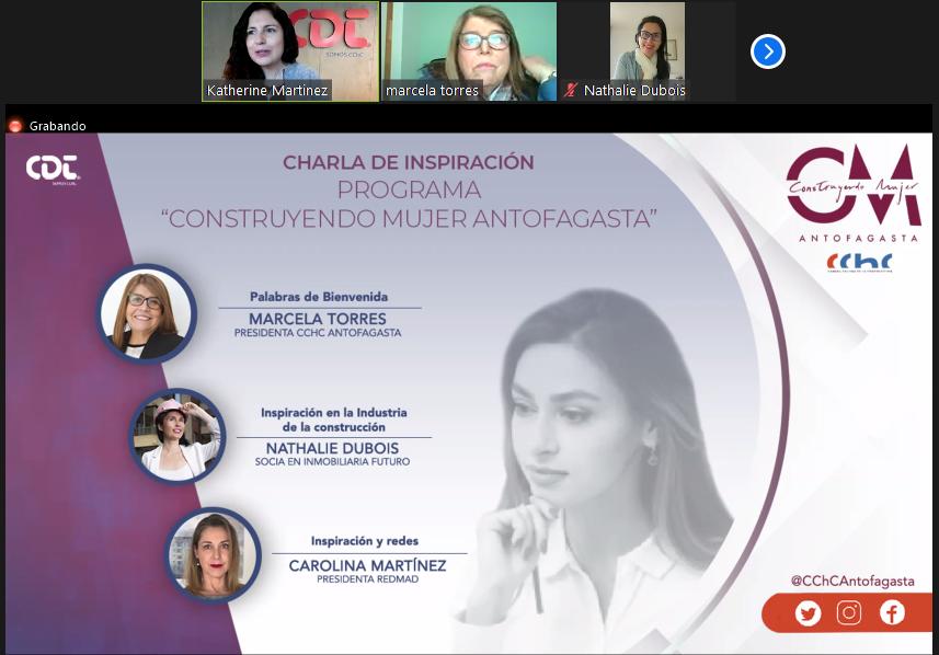Construyendo Mujer: iniciaron actividades del programa de liderazgo femenino en la construcción noticias