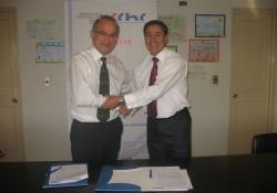 CChC Delegación Temuco y Bio Bio Comunicaciones Firman Convenio de Beneficios para Socios noticias