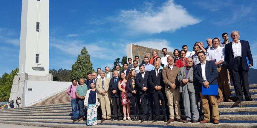 Cámara regional Los Ángeles integra Consejo Consultivo Crea-Sur de la Udec noticias