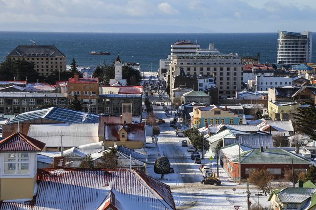 """Ciclo de charlas del CAU abordó proyecto """"Punta Arenas: la ciudad que queremos""""  noticias"""