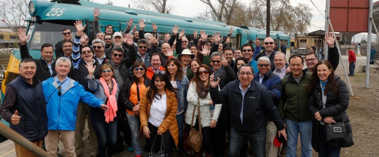 Exitoso Segundo Encuentro Zonal Sur realizado en Talca noticias