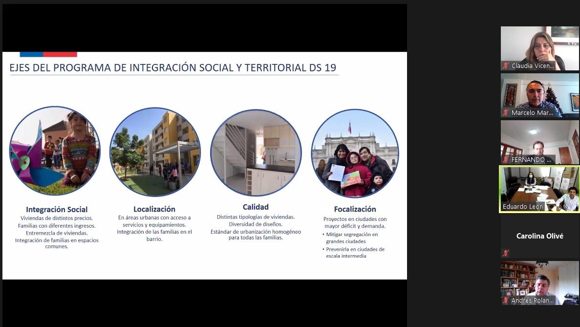 Con gran asistencia de socios CChC Valparaíso y Serviu comenzaron ciclo de capacitaciones para analizar modificaciones normativas  noticias