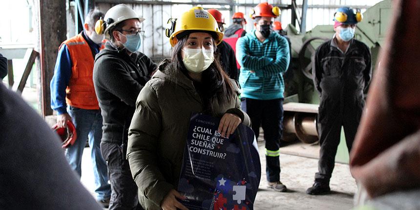 ¿Cuál es el Chile que sueñas construir?: Participa en el concurso de pintura, dibujo o relato noticias