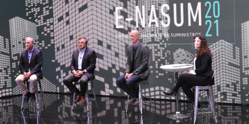 Segunda jornada de ENASUM se concentra en medio ambiente, economía circular y construcción sustentable noticias