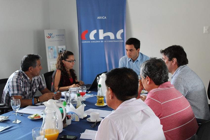 Grupo de Trabajo de Encuentro de la <mark>Vivienda</mark> realiza su primera reunión del año noticias