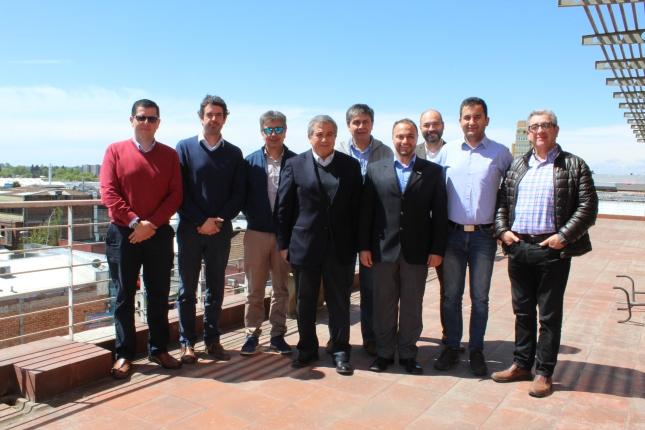 En Los Ángeles se realizó el Encuentro Zonal de <mark>Infraestructura</mark> noticias