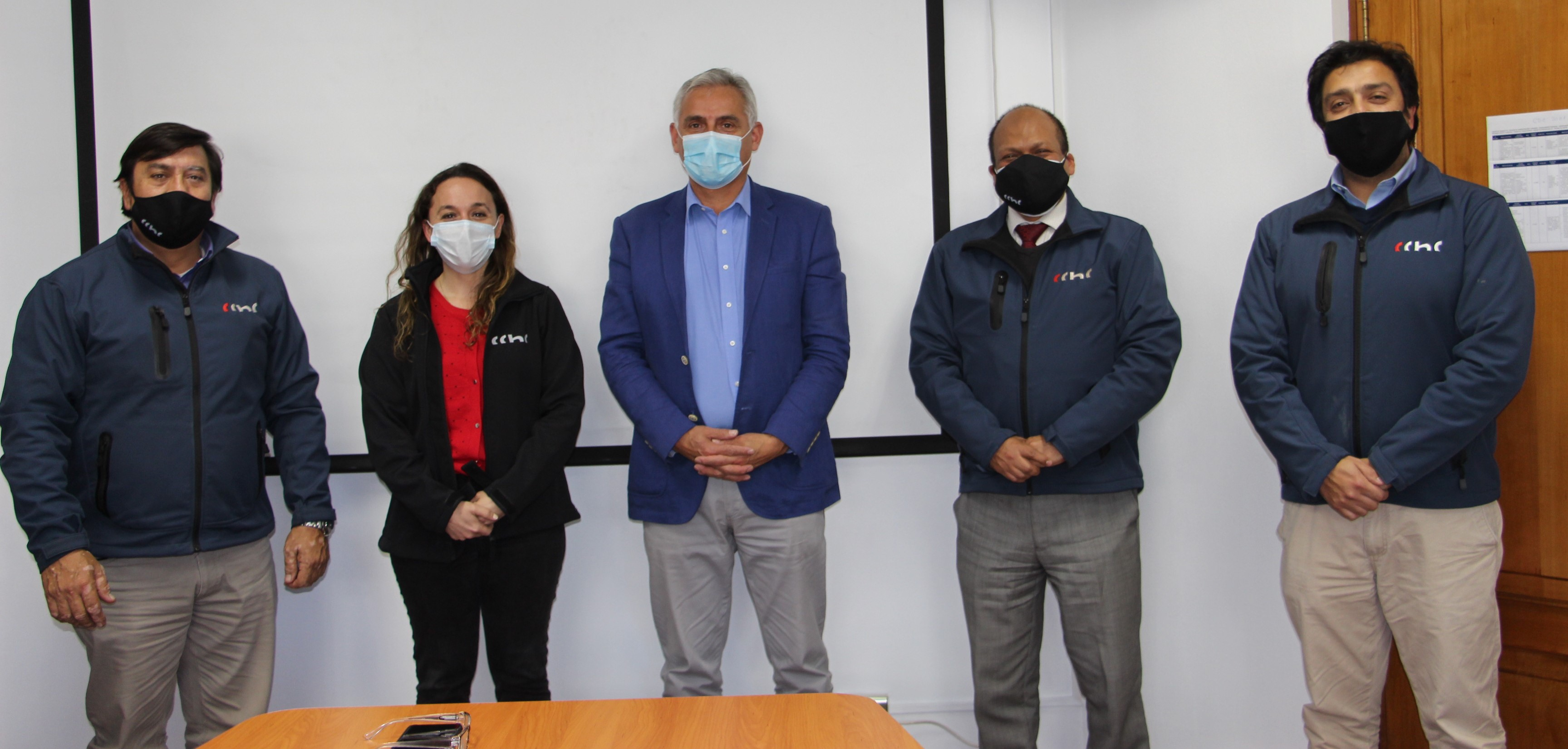 Mesa Directiva CChC Rancagua, se reúne con gobernador de O´Higgins noticias