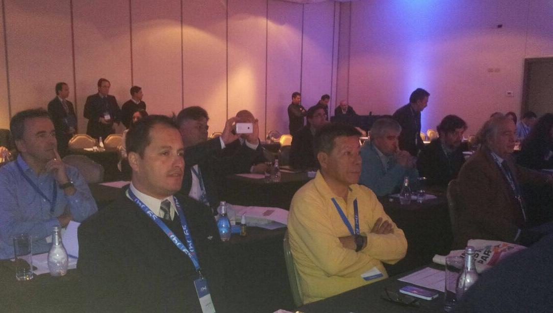 Arica estuvo en jornada regional noticias