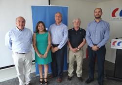 Comité de Contratistas Generales e <mark>Infraestructura</mark> CChC Rancagua elige a su primera directiva noticias