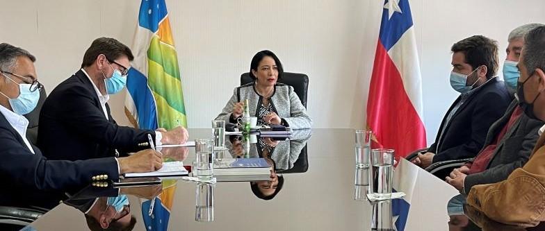 CChC La Serena y Gobernadora buscan aunar criterios para solucionar el problema de acceso a la vivienda noticias