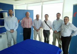 Reunión de Grupo de Trabajo de <mark>Infraestructura</mark> y Contratistas Generales CChC Rancagua noticias