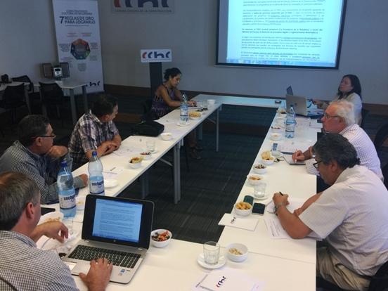 Comités de <mark>Infraestructura</mark> y Vivienda sesionaron en verano noticias