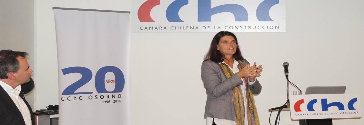 CChC Osorno inició Año Gremial con charla sobre descentralización noticias