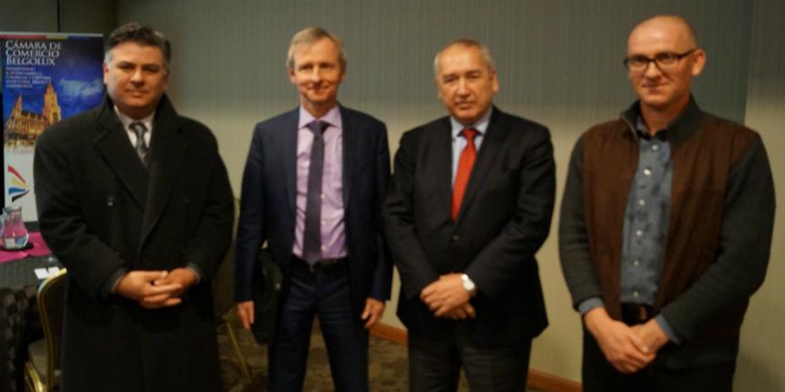 Osorno: Activa participación del gremio en Misión Tecnológica Ef. Energética y Sustentabilidad noticias