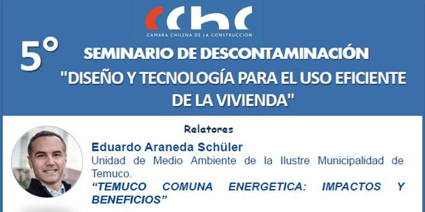 Cámara de la Construcción Osorno invita a su 5to. Seminario de Descontaminación noticias