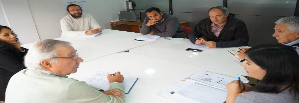 Comité de Obras de <mark>Infraestructura</mark> se reunió con área de proyectos SSO noticias