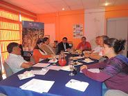 Reunión comité de <mark>Infraestructura</mark> noticias