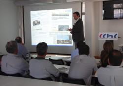 Realizan charla sobre <mark>sostenibilidad</mark> empresarial noticias