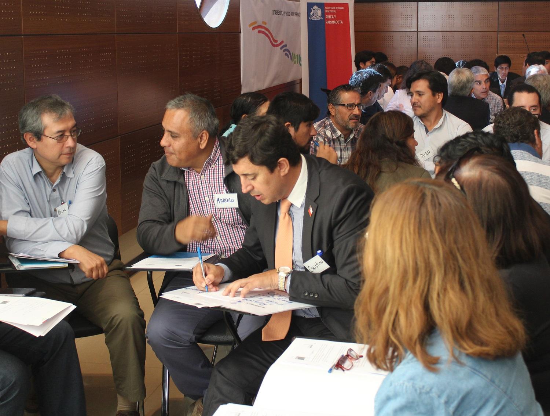 Socios participan en taller de ruta energética 2018-2022 noticias