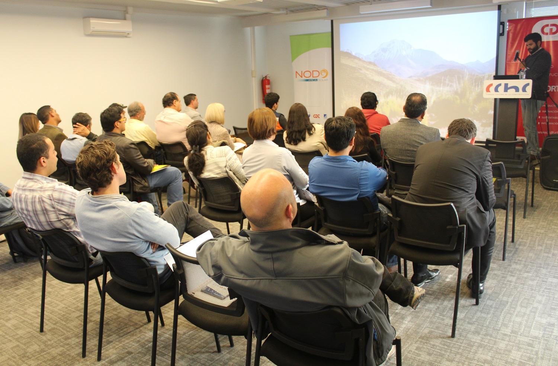 Concluye segundo NODO Solar en Arica noticias