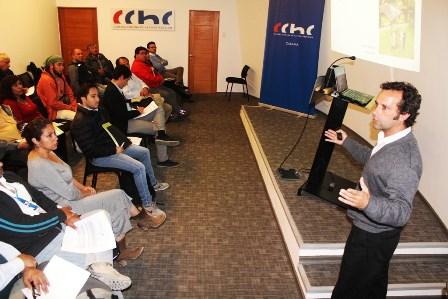 El 21 de octubre comienza curso técnico del Nodo de Energía en Calama noticias