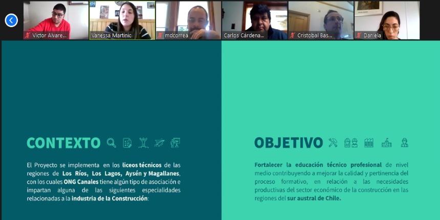 ONG Canales presentó plan de acción para 2021 en Magallanes noticias
